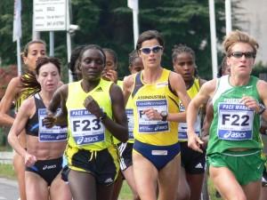 Girls running 2