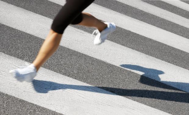 julia jones - my first marathon